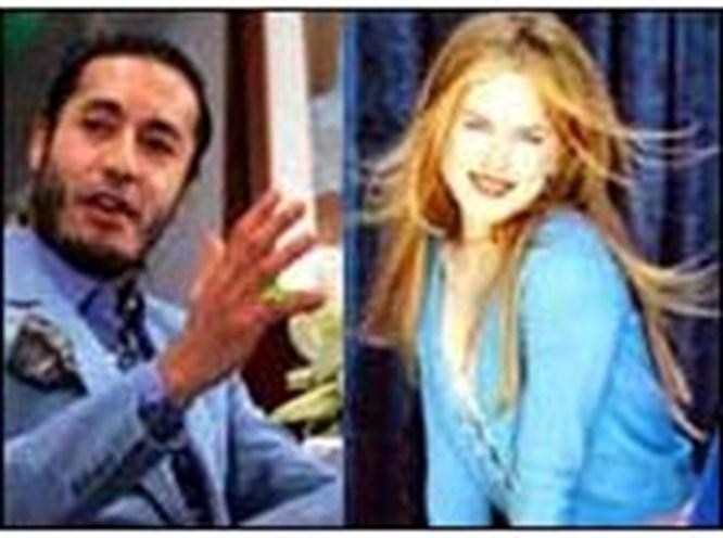 Nicole- Kaddafi yakınlığı!